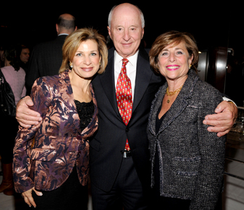 Kathy Gantz, Michael Neuman, and Nancy Neuman